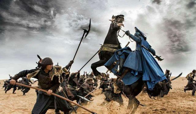 历史上真实的郭靖也死于襄阳大战吗?不!他早就死了