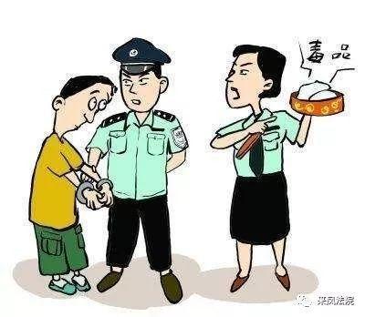 非法持有毒品,来凤女子获刑二年八个月