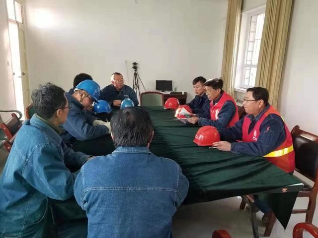 国网金塔县供电公司:多措并举强化冬季施工安全