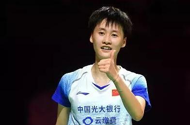 国羽福州夺两冠,陈雨菲正扛起中国女单旗帜