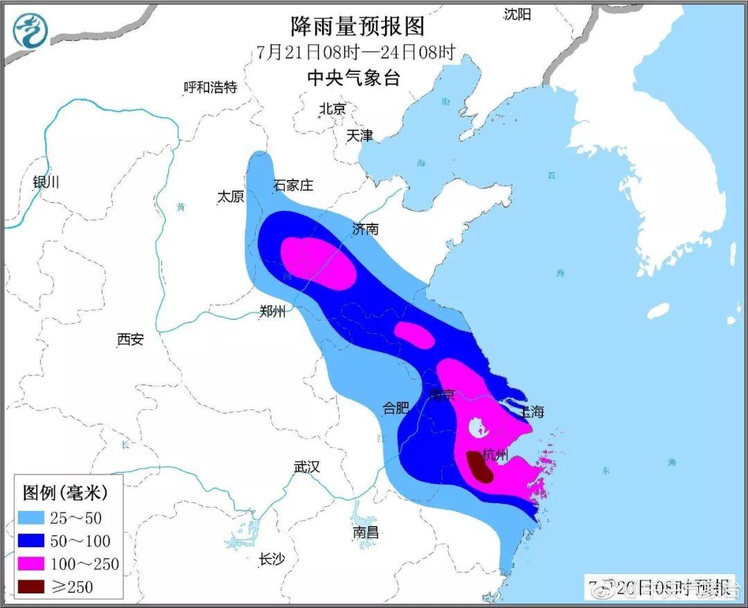 台风即将到达!明天将正面袭击安徽,大雨来了!对望江的影响是…