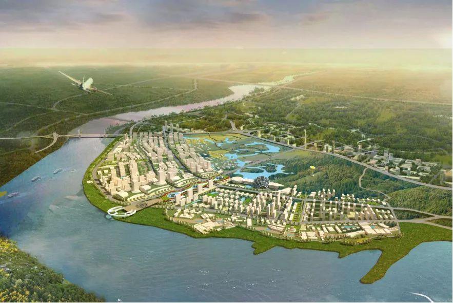 泸州兰田机场搬迁,这里将迎来巨变,高清规划图曝光!附近的人要发财了!
