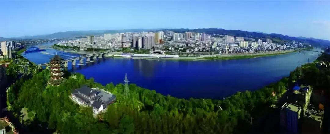 不吹牛逼!安康将成为最美的城市景区,一江两岸不输上海黄浦江!