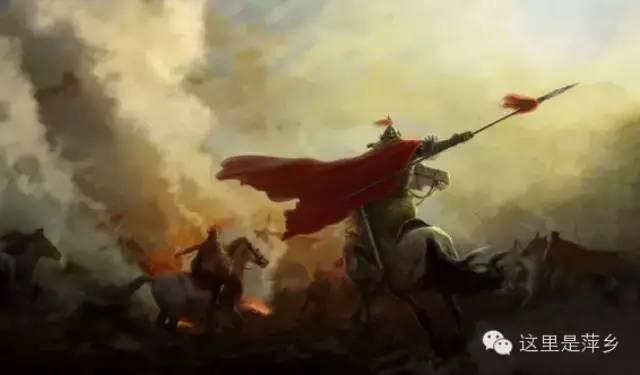 这里是萍乡|历史百名武将:最辉煌竟是他,看你熟悉哪几个!