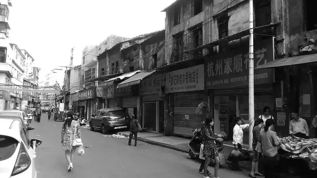 【萍乡记忆】昔日南大街