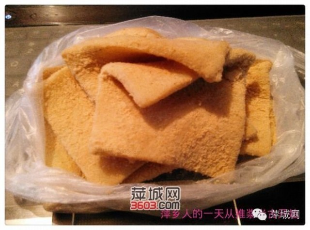【美食】萍�l特色小吃:推�{米古(推�{米谷)