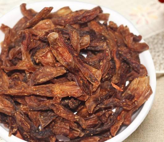 萍乡特色食品——盐果子