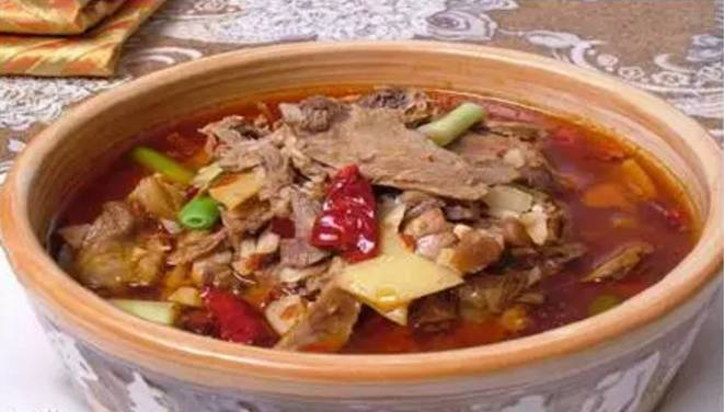 萍�l美食做法――南坑�Z肉