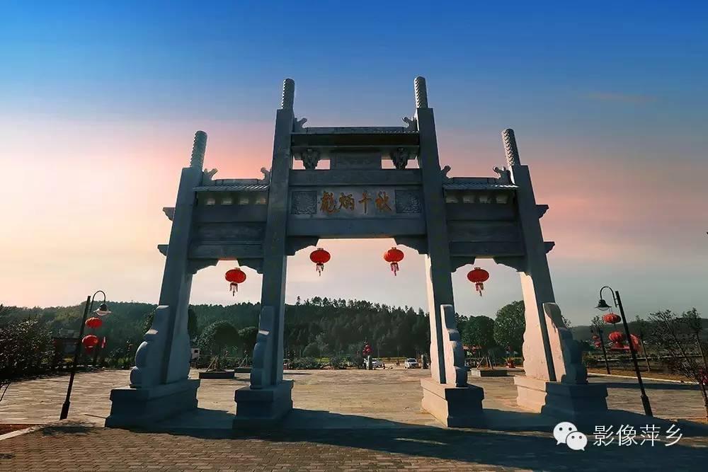 【萍乡记忆】莲花县湖塘古民居再放熠彩