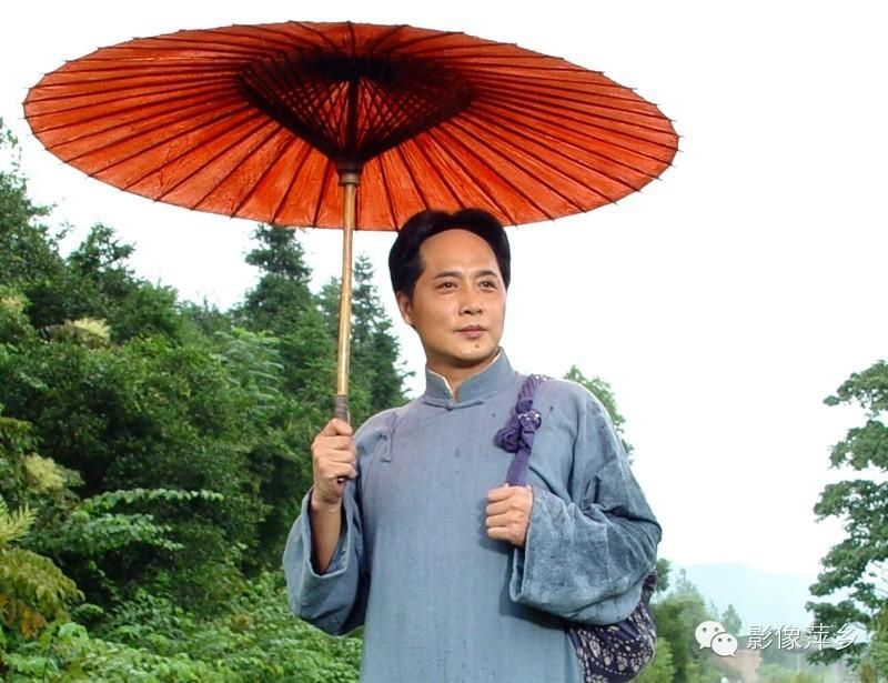 【萍乡记忆】那年我们一起拍《毛泽东去安源》剧照