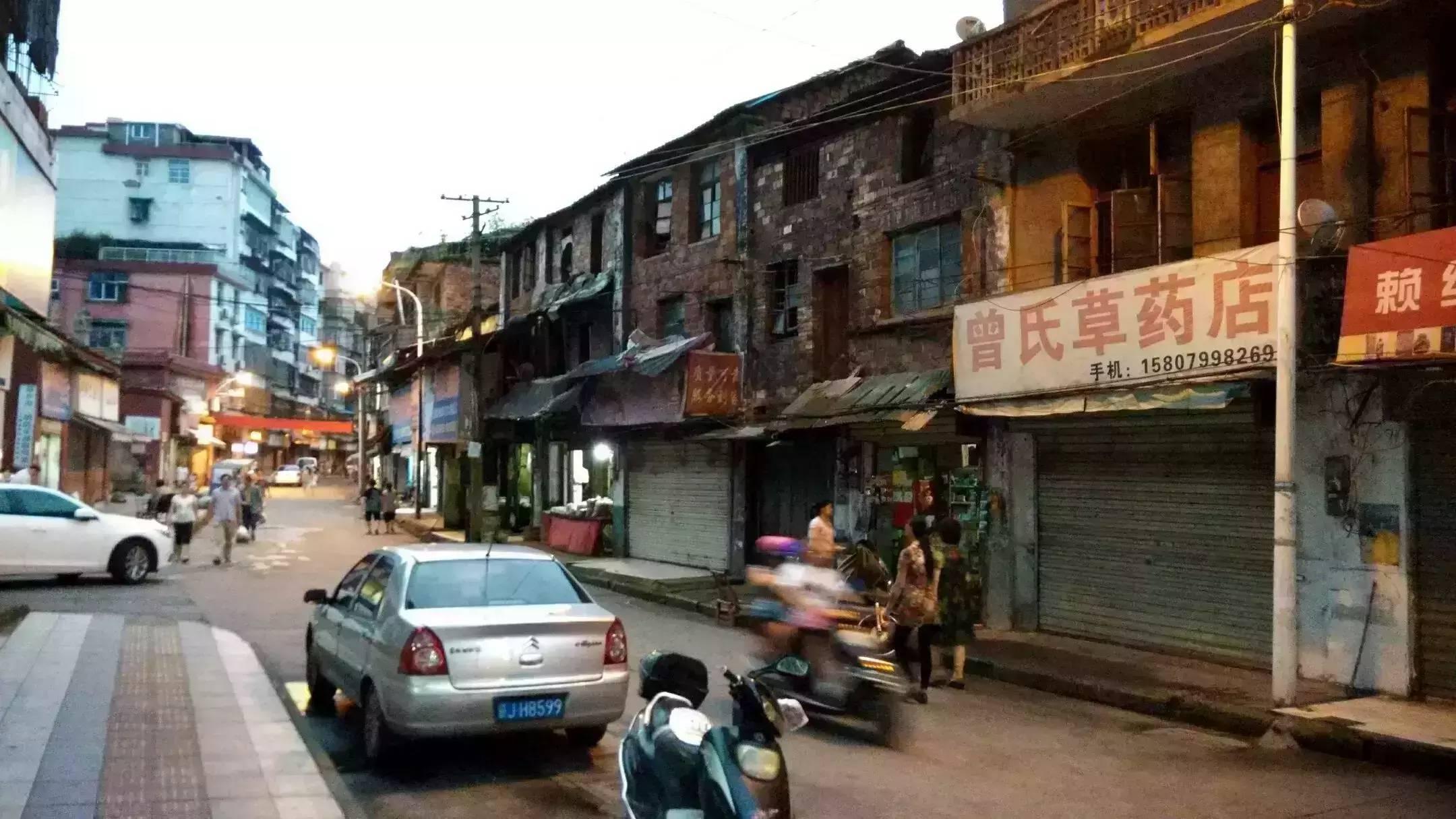 【萍乡记忆】正大街,一条仅存的古街