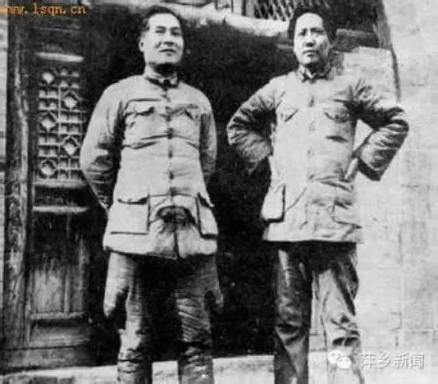 """萍乡历史上头号牛逼人物张国焘""""开除""""中共四大领袖"""