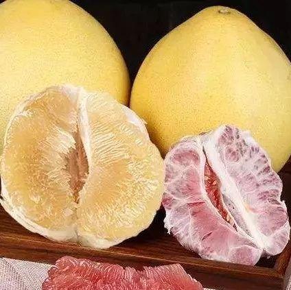 红心柚与白心柚到底有什么区别?能回答上来的请举手