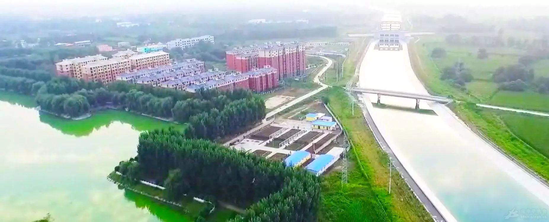 千年古县焕发新光彩――宝丰县大力实施百城建设提质工程