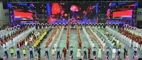 滨海新区首届职工健康运动会开幕!一起来看大会现场盛况