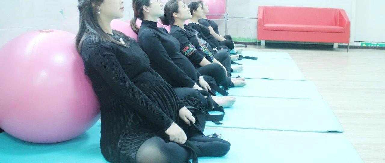 【富顺县妇幼保健院】关于孕妇瑜伽和孕妇操课,这些你知道吗?