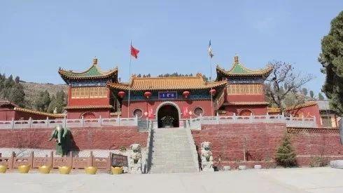 没想到,大嘉祥还有个一千多年的唐朝建筑!