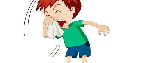 警惕!春天孩子咳嗽、流鼻涕,不一定是感冒