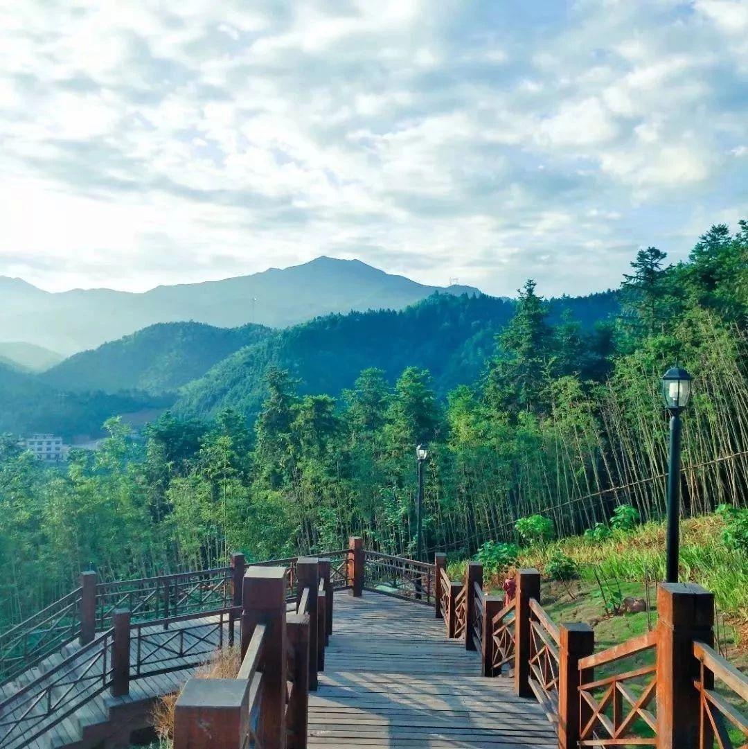 栗江公园,上栗绝好爬山处!
