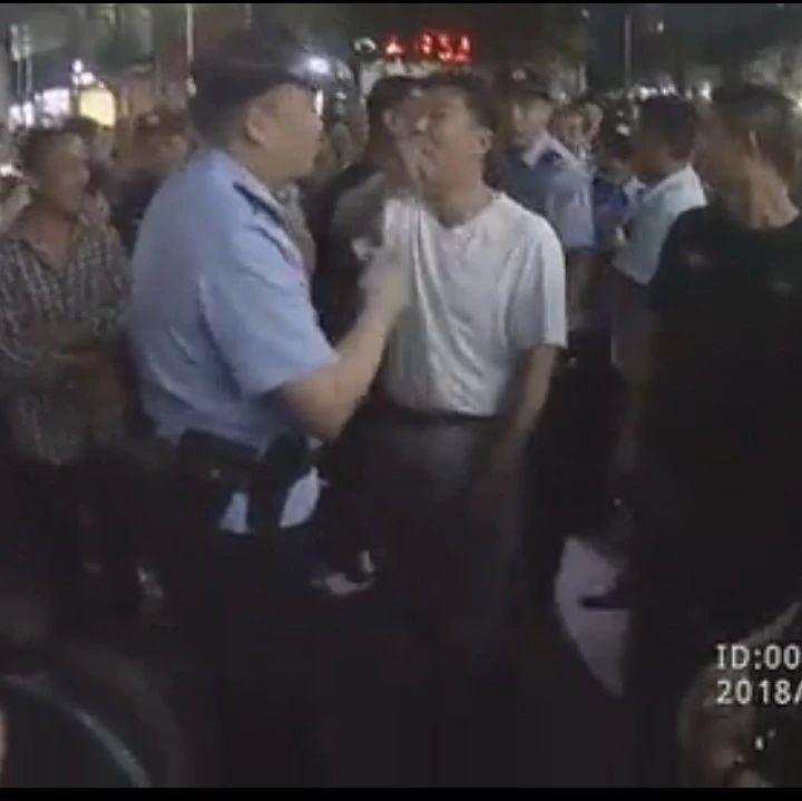 """【视频】一段能把人气炸的视频:""""查酒驾的警察喝酒了!"""""""