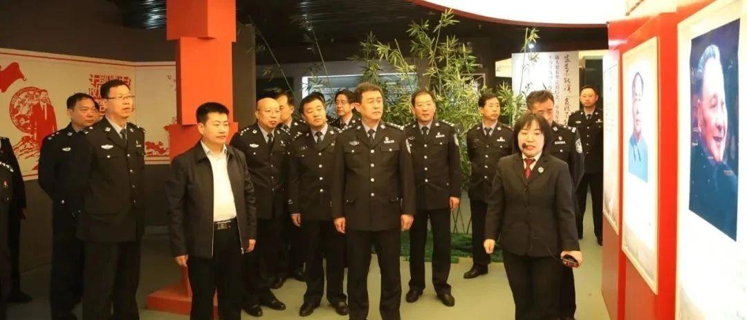 府谷县公安局多措并举组织开展警示教育活动
