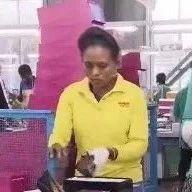 中国人非洲开鞋厂,工资300!很多人抢着干~