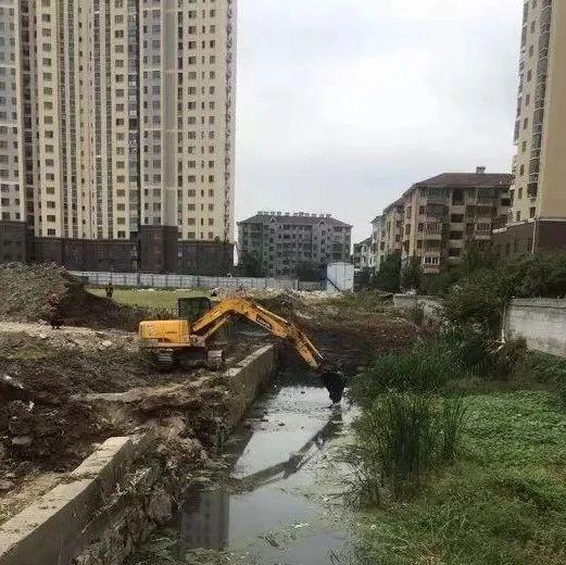 【民生】武穴市城区黑臭水体整治工程正式启动