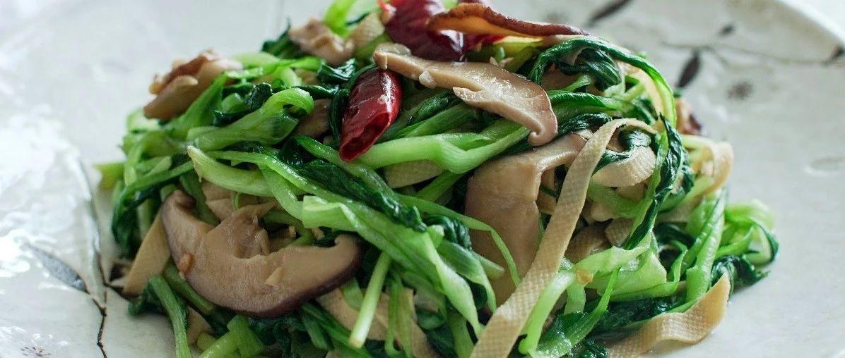 入秋后的青菜要�@么吃,99%的人都不知道...
