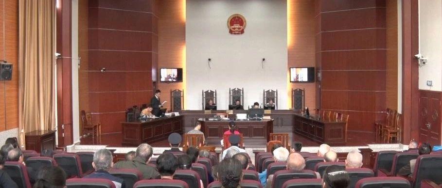 【最新】今日开庭!金沙平台县人民法院公开审理一起非法吸收公众存款案