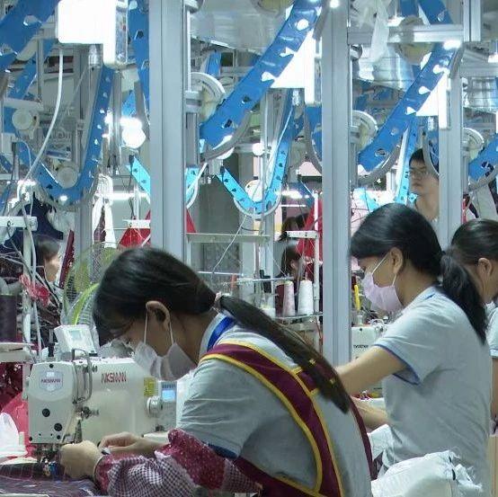 【壮丽70年・奋斗新时代】于都纺织服装产业蓬勃发展