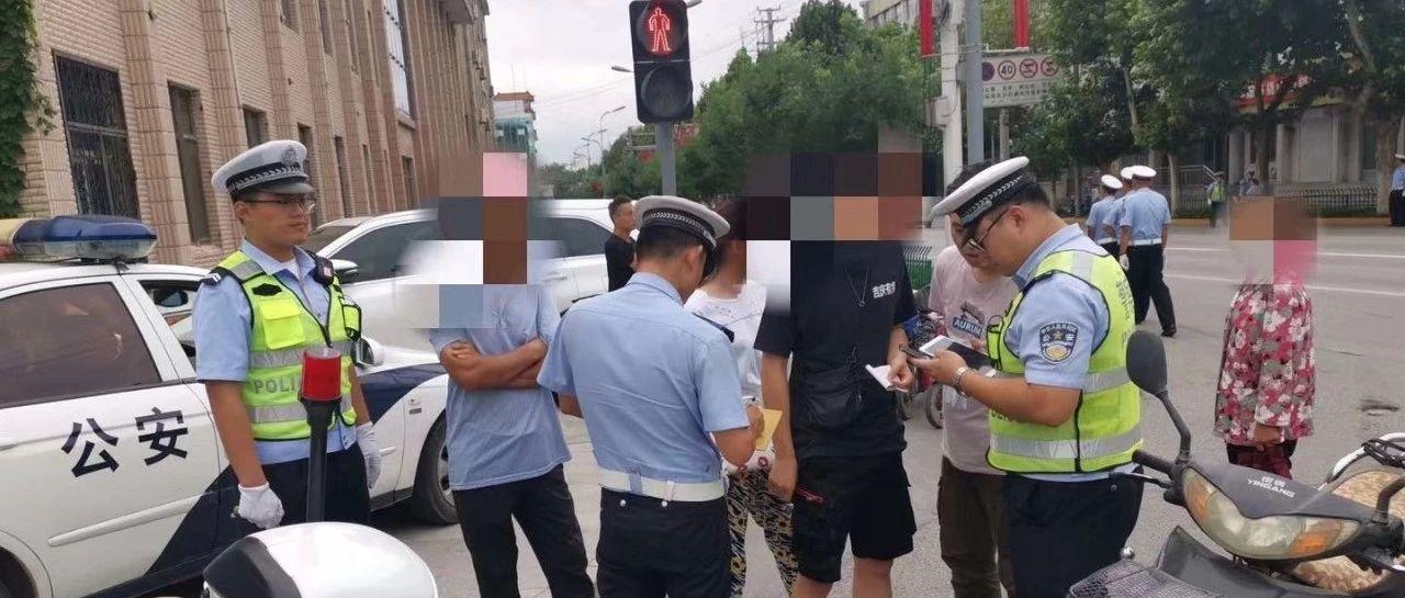 【五大曝光】非机动车违法曝光,看看谁还不守规矩!