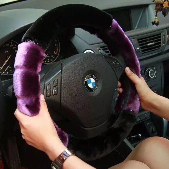 【车知识】冬季使用毛绒方向盘套对行车有影响吗?