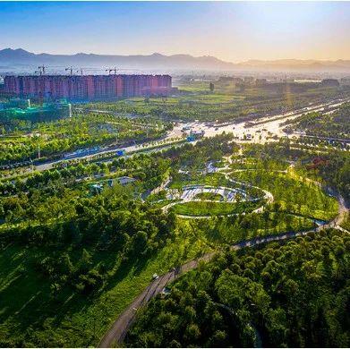 【学习强国】河南汝州:入选全国绿化模范城市