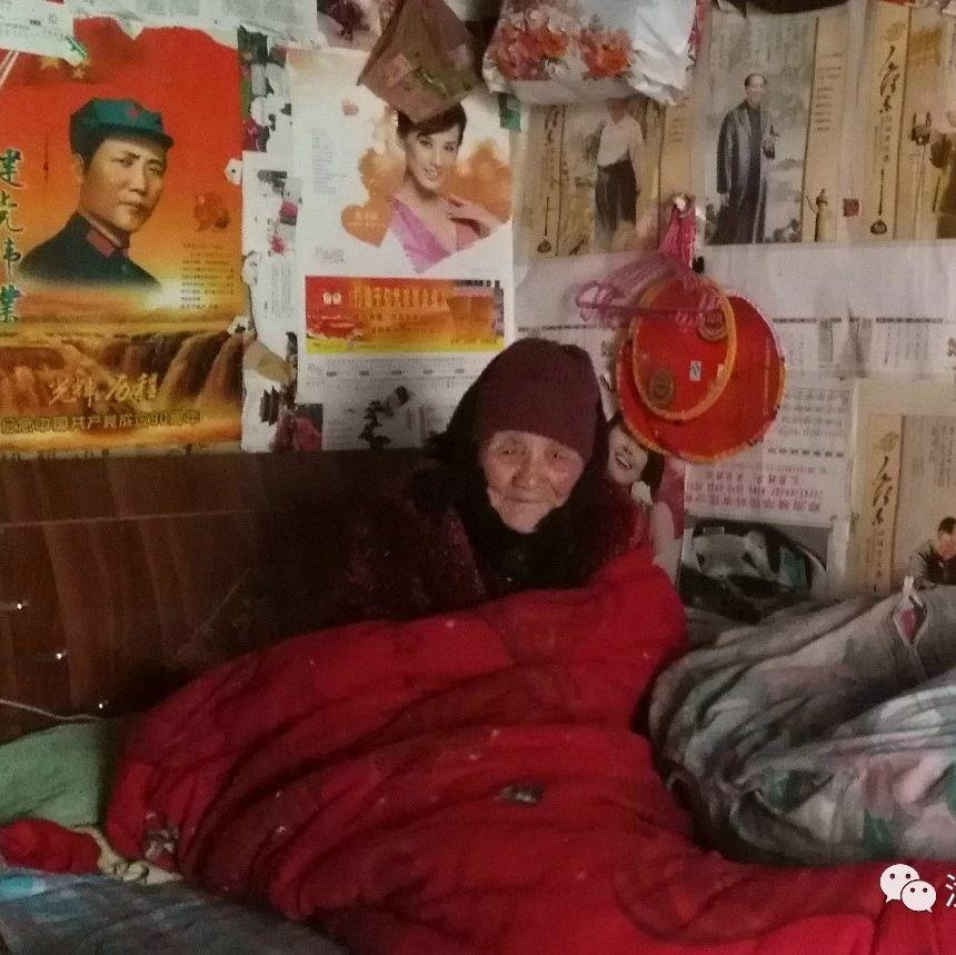 威尼斯人网上娱乐首页的她78岁,还在照顾一位百岁老人刘贤:我是一名老党员