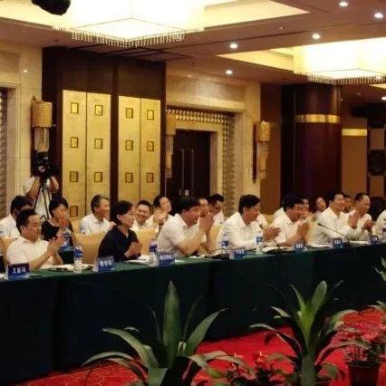 韩城―珠海澳门重点产业招商恳谈会在珠海举行全面深化合作实现共赢发展