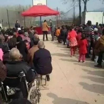 这群人曾出现在清河农村各乡镇,你们遇到过吗?