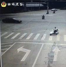 太吓人了!电动车事故触目惊心,动态还原事故现场,邹平人注意!