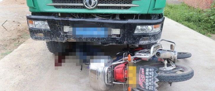 刚发生、于都二轮车典型事故案例警示......