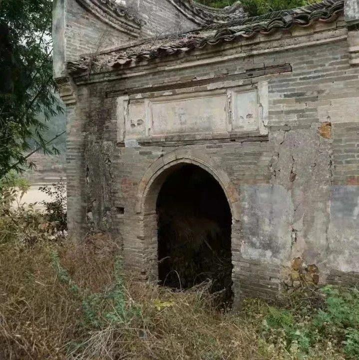 【方志于都】于都县银坑镇的祠庙革命文物寻访