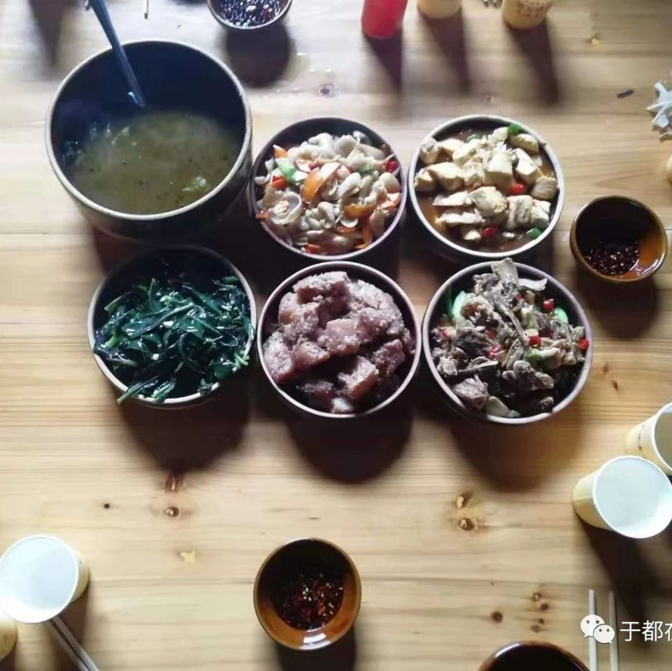 【方志于都】于都�P古擂茶,一段�r�槿酥�的�髌�