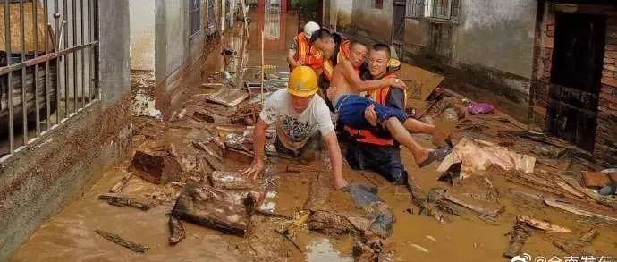 赣州各地水情告急!动员一切力量做好防汛救灾工作!书记市长提出这些要求…