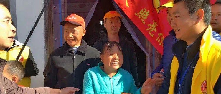 """萤萤之光与爱同行丨记""""梅城萤火虫之家""""创办人程旺辉"""