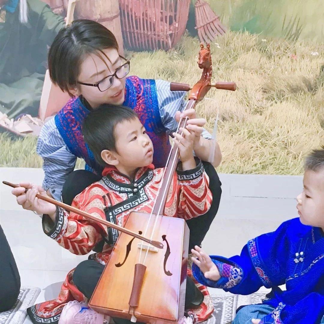 【聚焦】让民族教育之花在高新区蒙古族幼儿园绽放