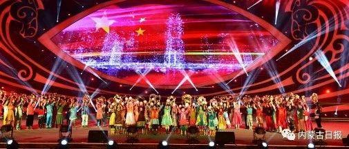 【热点】第二届中国马文化节暨首届内蒙古国际马文化博览会盛大开幕
