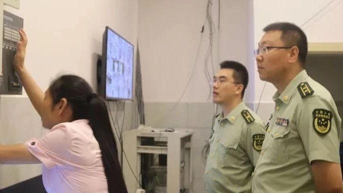 南溪区消防大队持续开展消防执法检查