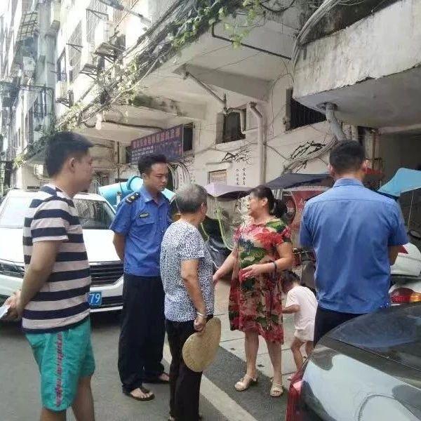萍乡这里有人私装地锁占车位,被居民举报!最终…