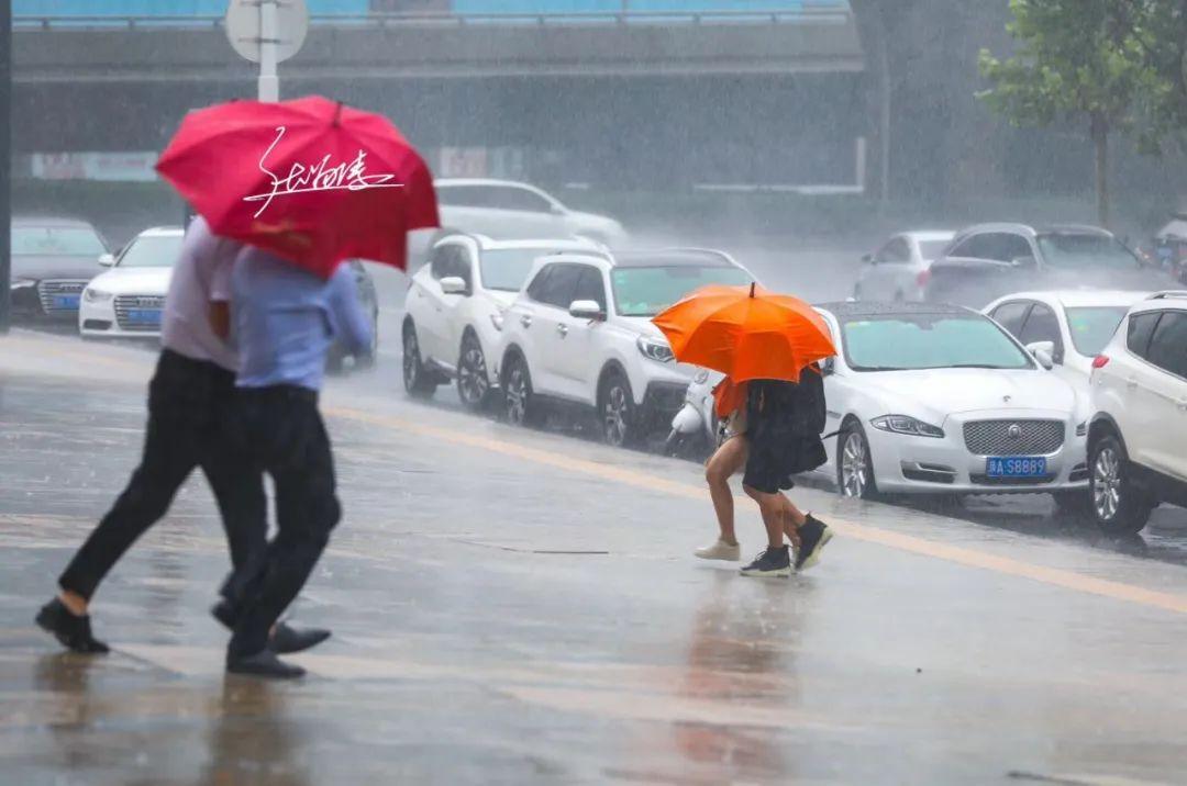 7天5场雨!郑州天气马上大变!