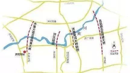 重磅!济南又一条跨黄通道规划披露...或将直通齐河!