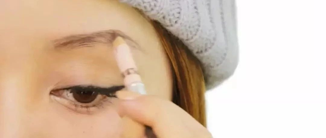 美妆小知识:让眉形和发型来改变你的风格
