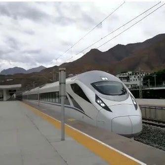 """定了!明年1月5日起,这条铁路全线开通""""复兴号""""动车组!"""